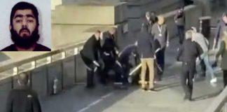 London Bridge attacker Usman khan